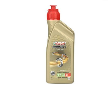 CASTROL POWER 1 RACING 4T 10W40 - 1 литър